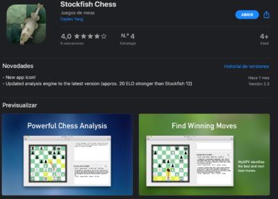 Stockfish Chess Ajedrez
